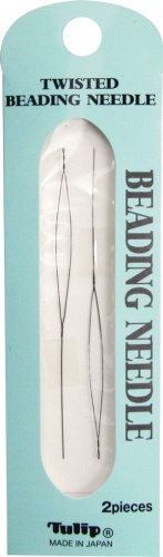 Twisted Beading Needle